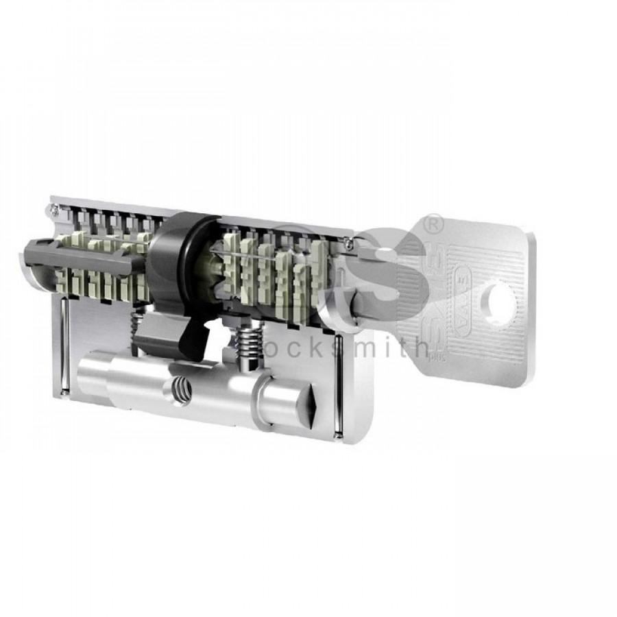 Прекодиране на секретна брава и патрон