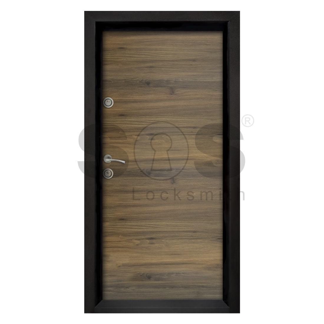 Блиндирани врати - Български врати