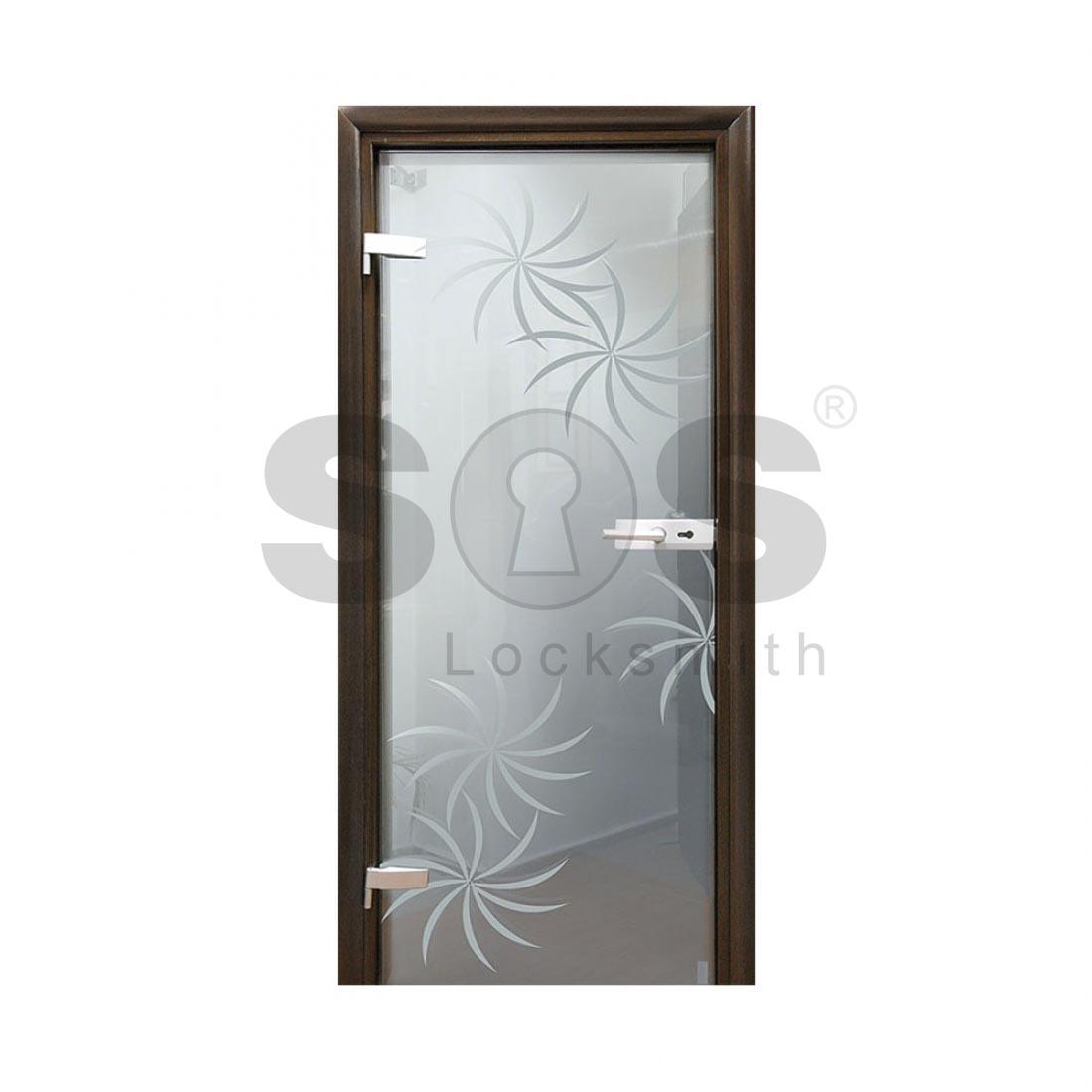 Интериорни врати - Стъклени врати