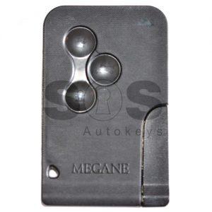 Ключ за Renault Megane