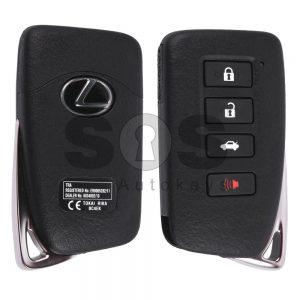 Автомобилни ключове Lexus