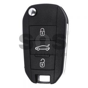 Автомобилни ключове Peugeot