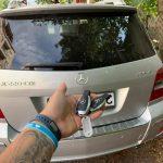 Автоключове за Mercedes